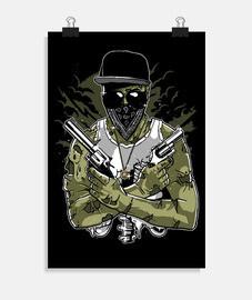 zombie gangsta