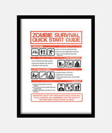 Zombie Survival Quick Start Guide