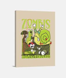 Zombis Invertebrados