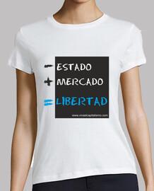 - ESTADO   MERCADO = LIBERTAD CHICA