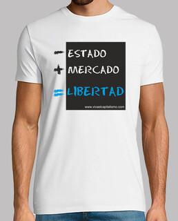 - status =  homme  du marché libre