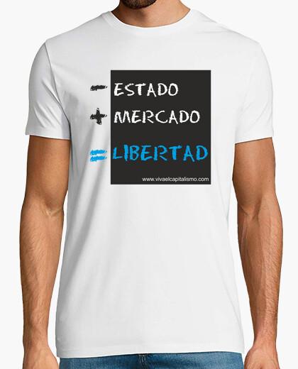 - status = free market guy t-shirt