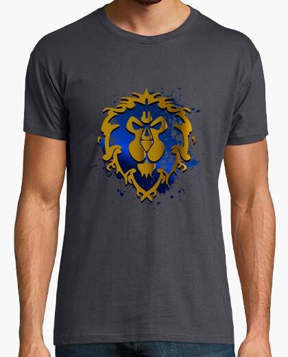 Camiseta -Alianza WoW-