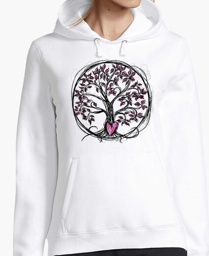 Sudadera -El árbol de la vida-