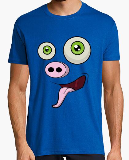 -face- pigs t-shirt