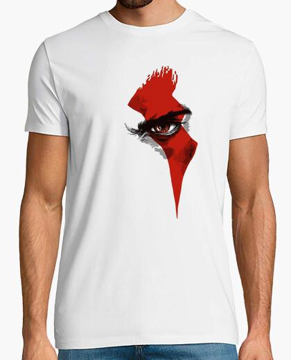 Camiseta -God of War- Chico Blanco