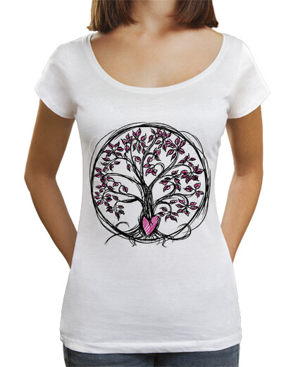 Visualizza T-shirt donna amore