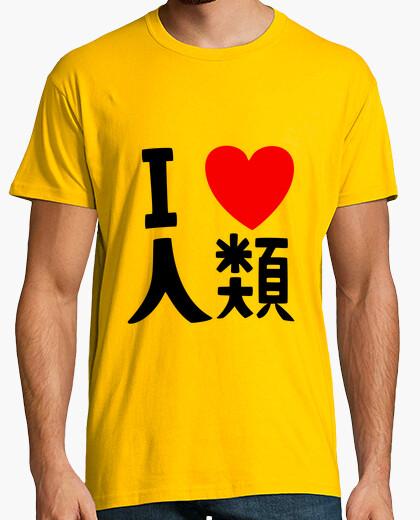 Camiseta -Sora No Game no Life- Chico Amarilla