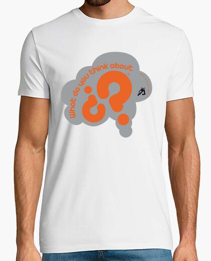 Tee-shirt 010 whatdoyou1