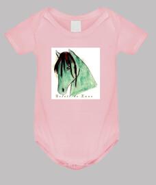 01 del cuerpo del caballo del bebé