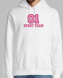 01 équipe de sport