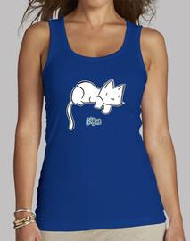 01 straps woman meow