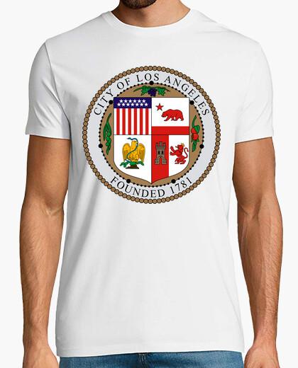 Camiseta 02 - los angeles, california