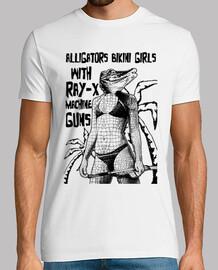 06 alligators bikini girls with x ray ma