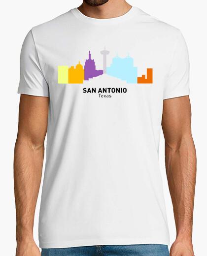 Camiseta 07 - san antonio, texas
