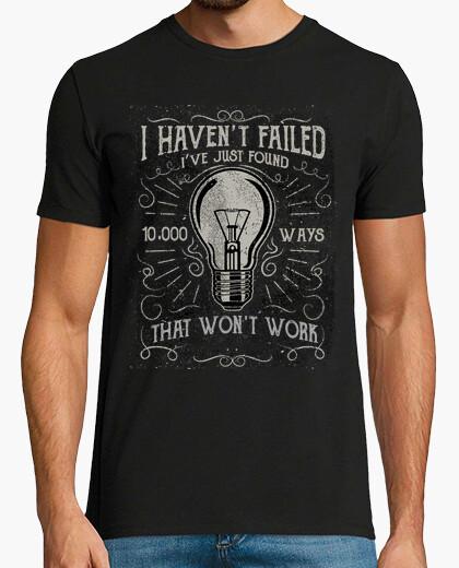 Camiseta 10,000 Ways