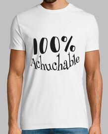 100% Achuchable chico