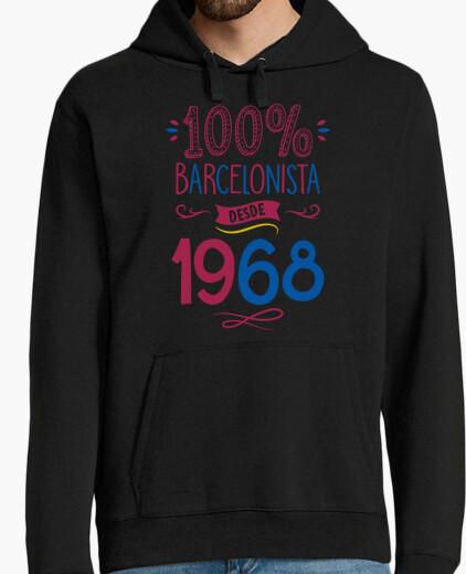 Sweat 100% Barça depuis 1968