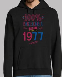 100% Barcelonista Desde 1977