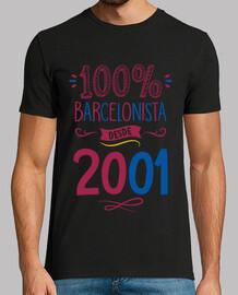 100% Barcelonista Desde 2001