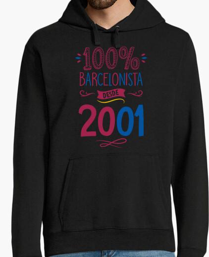 Jersey 100% Barcelonista Desde 2001