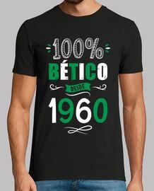 100% bétique depuis 1960