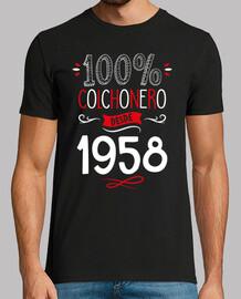 100% Colchonero Desde 1958, 61 años