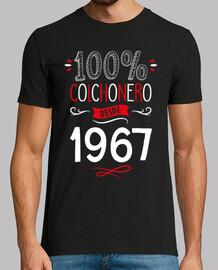100% Colchonero Desde 1967, 52 años