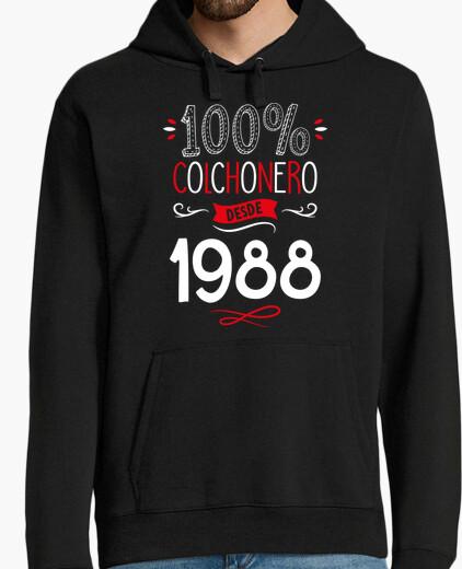 Sudadera 100% Colchonero Desde 1988