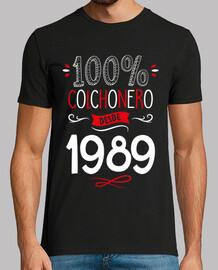 100% Colchonero Desde 1989