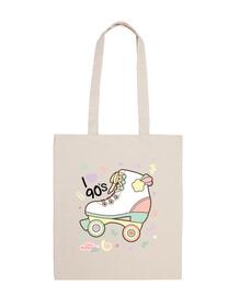 100 coton sac à bandoulière chic, kawaii