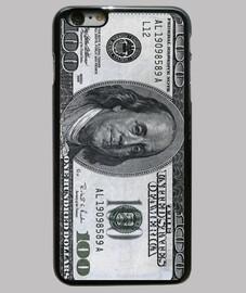 100 dólares B