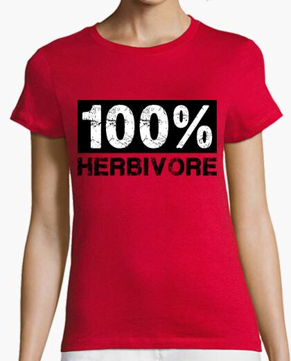Tee-shirt 100 hervibore