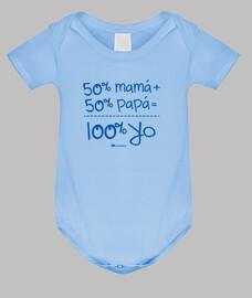 100 i (bleu)