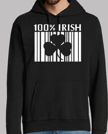 100 irish st día de San Patricio