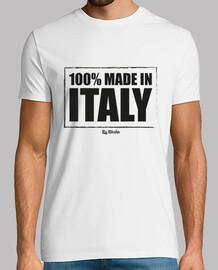 100% mad e in italia