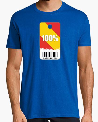 Tee-shirt 100% Made in Spain