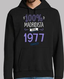 100% Madridista Desde 1977