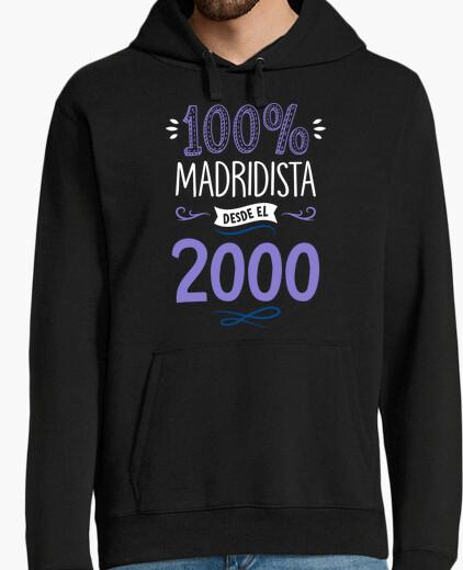 Jersey 100% Madridista Desde El 2000