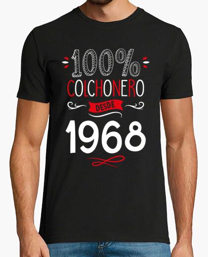 T-shirt 100 per 100 materassi dal 1968, 52 anni