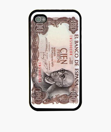 Funda iPhone 100 pesetas