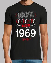 100 por 100 Colchonero Desde 1969, 51 años