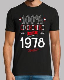 100 por 100 Colchonero Desde 1978, 42 años