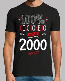 100 pour 100 matelas depuis 2000, 20 ans