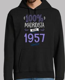 100% Real Madrid depuis 1957