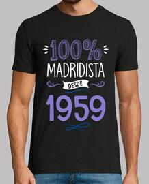 100% Real Madrid depuis 1959