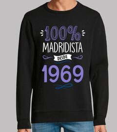 100% Real Madrid depuis 1969