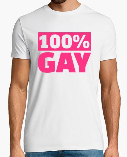 T-Shirt 100 schwule