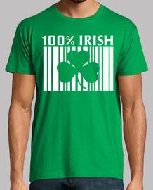 100 st irlandese. giorno patricks