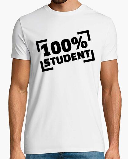 T-shirt 100 studenti